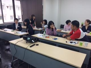 大竹純子氏によるサマーレッスンを開催いたしました。