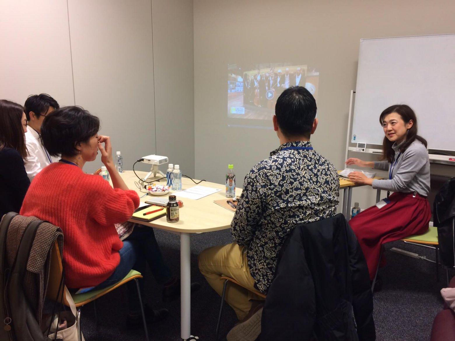 年内最後の通訳トレーニング講座を開講致しました。
